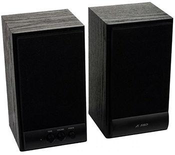 стерео акустика f d R215