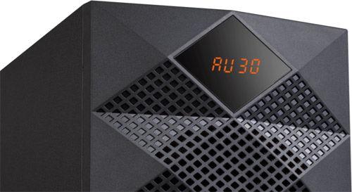 Дисплей мультимедийной акустики F&D A180X