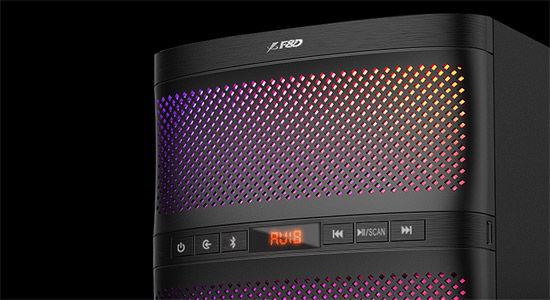 Мультимедийная акустика F&D F580X