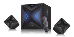 мультимедийная акустика fenda F&D f550x