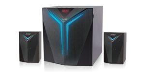 новинка от Fenda - акустическая система F&D f560x