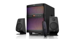 Самая мощная акустика F&D F580X - блютуз колонка
