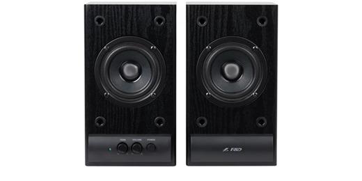 стерео акустика 2.0 F&D r215