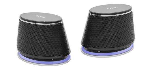 Стильная акустика 2.0 F&D V620 Plus